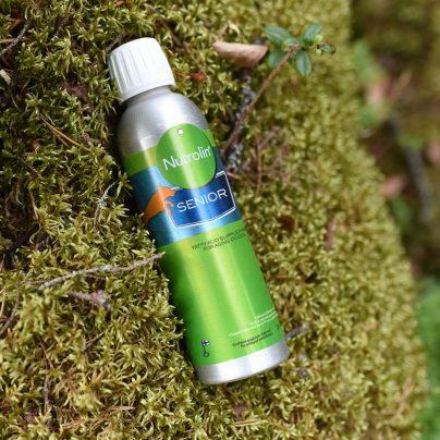 Nutrolin Senior® – kosttillskott för den gamla hundens hälsa